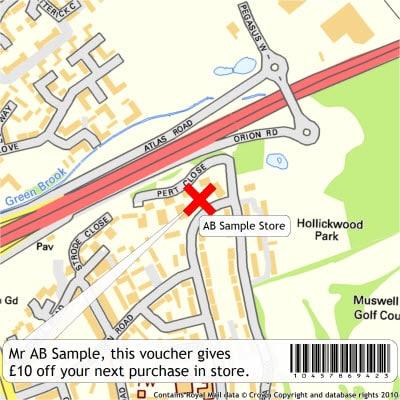 Personalised DM maps