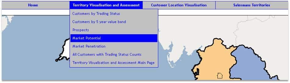 management information system business intelligence plaform, GIS