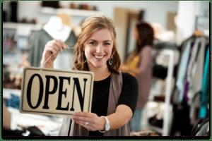 Retail customer service site planning